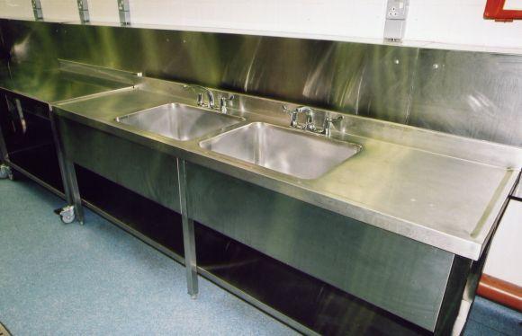 Stainless Steel Sinks - Allbrite Engineering