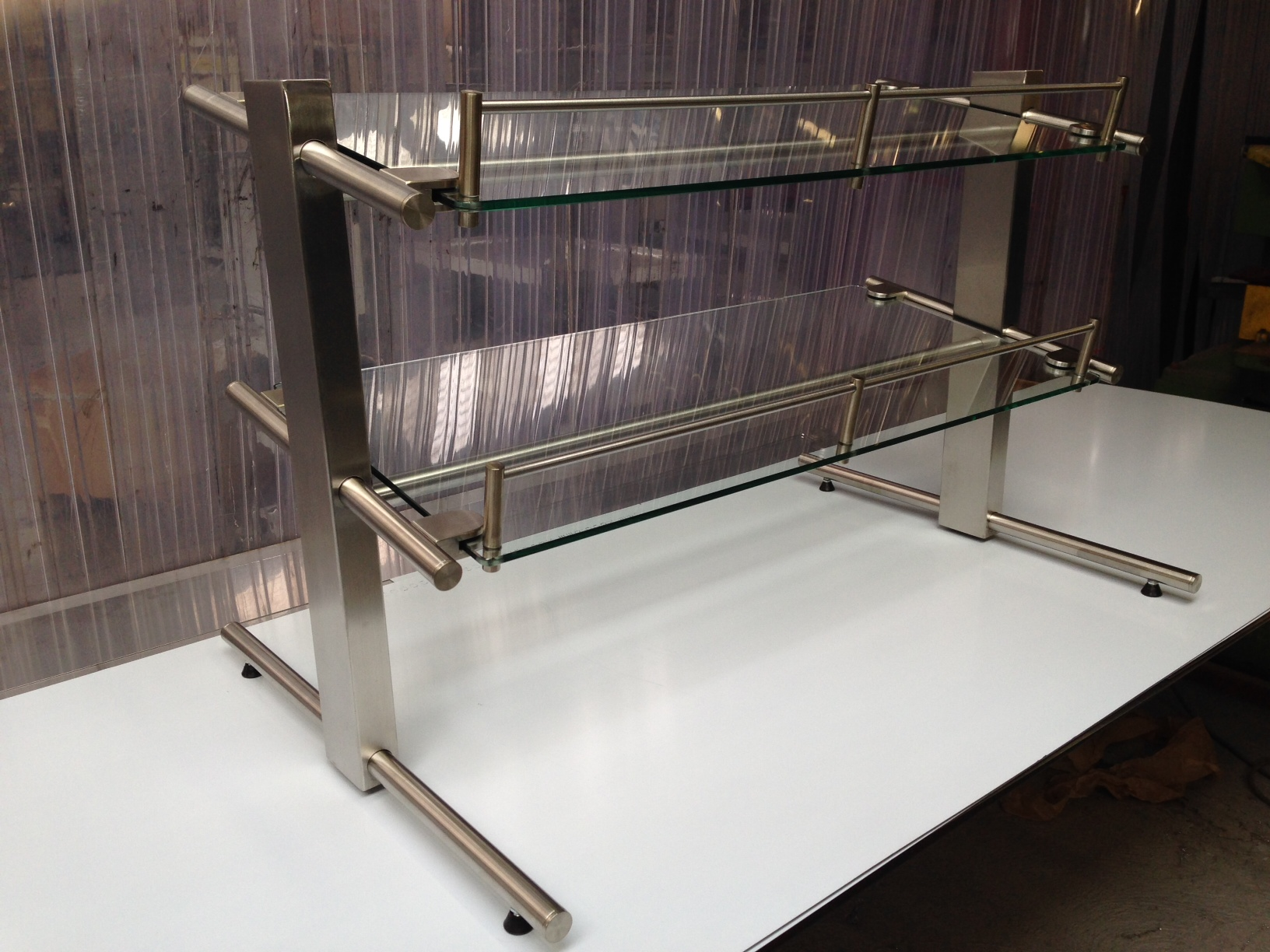 This new fish cleaning station was built in 2010 the stainless steel - Posted